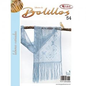 Labores de Bolillos - Nº 54