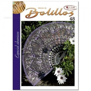 Labores de Bolillos - Nº 48 - Especial Abanicos