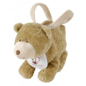 Teddy Bear Bag - DMC