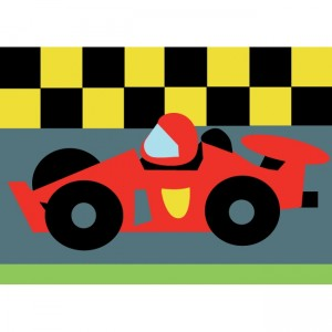 """DMC"" - ""Race car"""