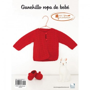 Ganchillo ropa de bebé - Manos Maravillosas