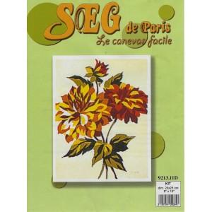 Seg 9213.11D - Flowers