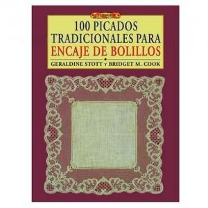 100 picados tradicionales para encaje de bolillos
