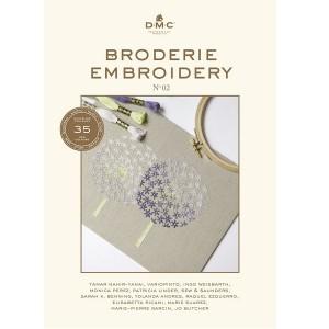 """Embroidery"" -  Nº 02 - DMC"