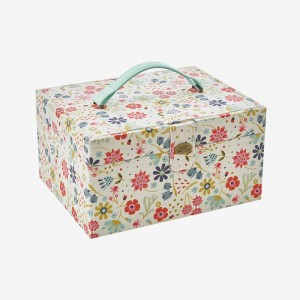 "Sewing box  ""In the Garden"" - DMC - No 1"