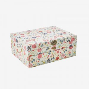 "Sewing box  ""In the Garden"" - DMC - No 3"