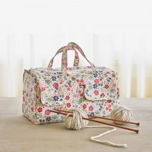 """Rectangular Handbags """"In the Garden""""  - DMC"""