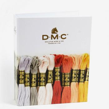 """Carpeta clasificadora de anillas (para arcos) - """"DMC"""" - Sin fundas"""
