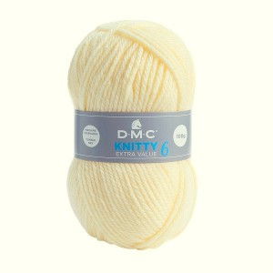 "Wool ""Knitty 6"" - DMC"