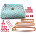 """Knitting Accessories with pouch  - """"DMC"""""""