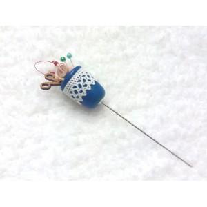 Separator - Blue Thimble