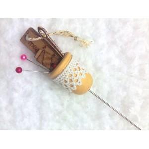 Separator - Natural Thimble