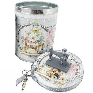 Caja Costura - Máquina de Coser