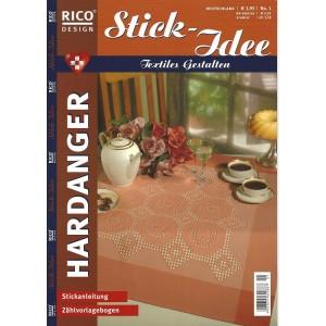 Rico Design - Hardanguer No. 1