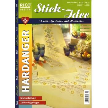 Rico Design - Hardanger No. 11