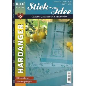 Rico Design - Hardanger No. 12