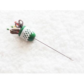 Separator - Green Thimble