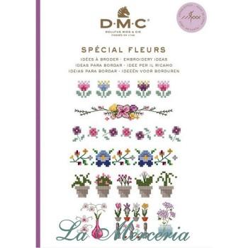 DMC - Spécial Fleurs