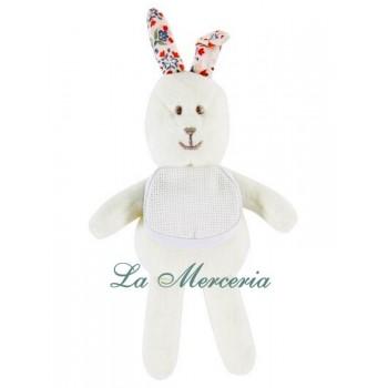 Rabbit Folk soft toy - DMC