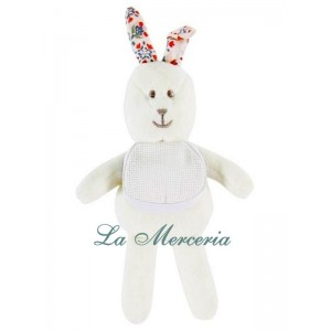 Rabbit Folk soft toy - DMC