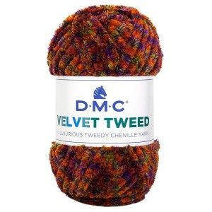 "Wool ""VELVET TWEED"" - DMC"