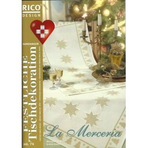Rico Design - Hardanguer No. 74