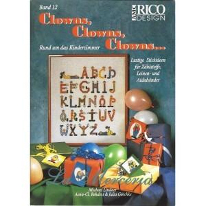 Rico Design - Clowns No. 12