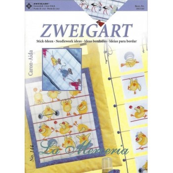 Zweigart - Needlework Ideas No 144