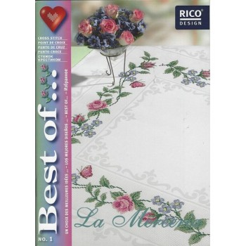 Rico Design - Best of ... Tablecloths No. 1