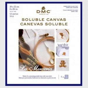 Water Soluble Canvas - DMC