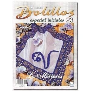 Labores de Bolillos Nº 23 - Especial Iniciales