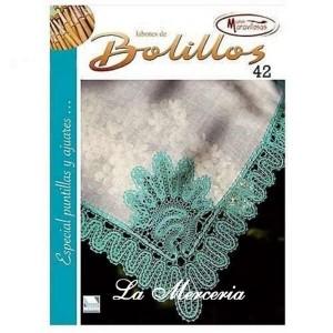 Labores de Bolillos - Nº 42 - Especial Puntillas y Ajuares