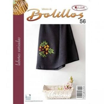 Labores de Bolillos - Nº 56