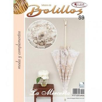 Labores de Bolillos - N 59 - Moda y complementos.