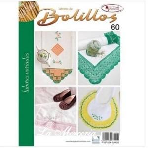 Labores de Bolillos - N 60