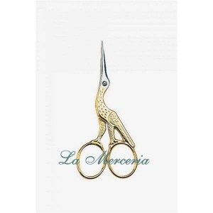 Golden Stork Scissors - DMC