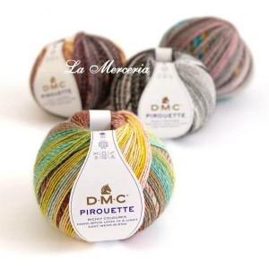 "Wool ""PIROUETTE"" - DMC"