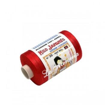 "Thread 100% Cotton - ""Japonés"" - Red 44"