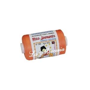 "Thread 100% Cotton - ""Japonés"" - Orange 131"
