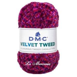 """Wool """"VELVET TWEED"""" - DMC"""
