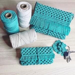 Weaving Rules Macramé Bag Kit - Casasol