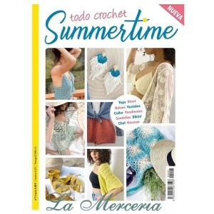 Summer Time - All Crochet