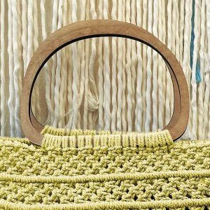 Wooden Handles for Bags - Casasol