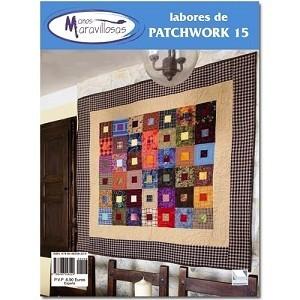 Labores de Patchwork - Nº 15