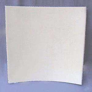 Espuma de polietileno blanco