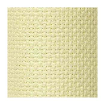 Cloth panel - Aida 100% Cotton - Ecru - 1 metre