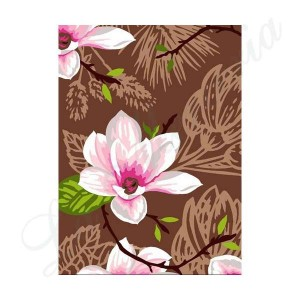 """Margot """"Magnolia"""" - With threads and needles"""
