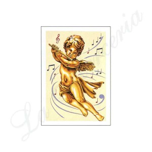 """Seg """"Angel"""" - With threads and needles"""