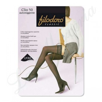 "Media Clio 50 Auto-regente - ""Filodoro"""