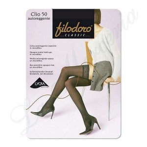 "Stocking Clio 50 Hold-ups - ""Filodoro"""